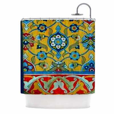 Persian Mood by S Seema Z Shower Curtain
