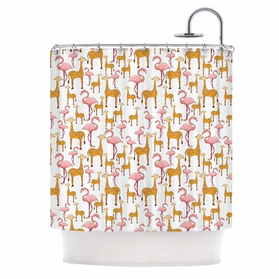 Summer by Alisa Drukman Shower Curtain