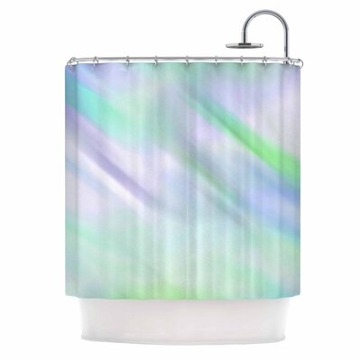 Mermaids Dream by Alison Coxon Shower Curtain