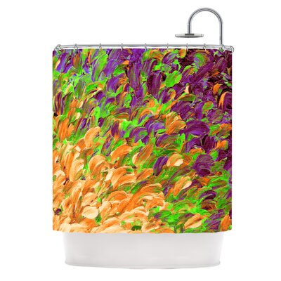 Follow the Current III by Ebi Emporium Shower Curtain