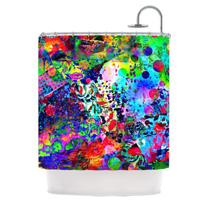 Jungle Fever by Ebi Emporium Shower Curtain