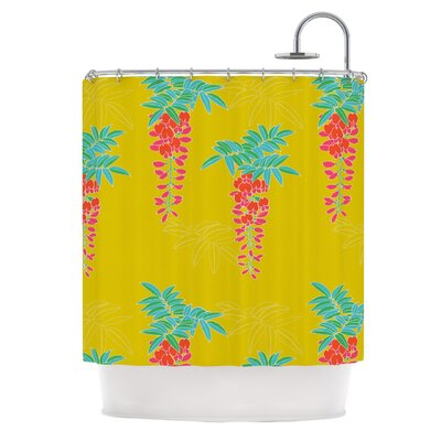 Ipanema by Gukuuki Shower Curtain