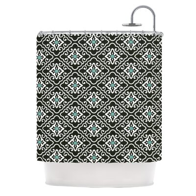 Geometric by Heidi Jennings Shower Curtain