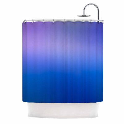 Aura Series 5 by Malia Shields Shower Curtain