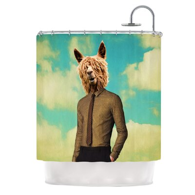 Passenger 11A by Natt Shower Curtain