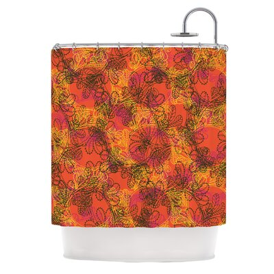 Jaipur by Patternmuse Shower Curtain