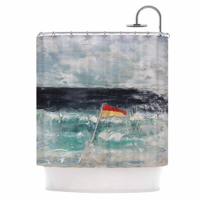 Great Pacific Pty Ltd by Steve Dix Shower Curtain