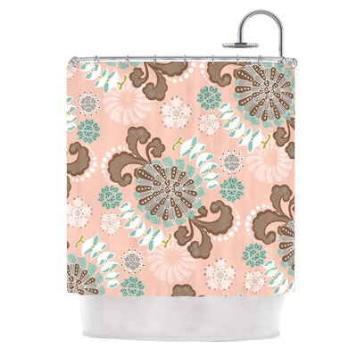 Sea Carnival by Very Sarie Shower Curtain