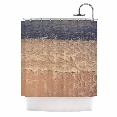 Crystal Water by Violet Hudson Shower Curtain