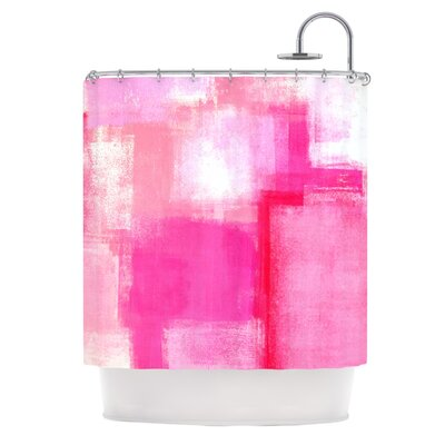 Running Late by CarolLynn Tice Shower Curtain