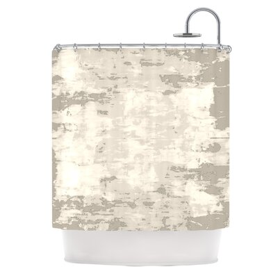 Secluded by CarolLynn Tice Shower Curtain