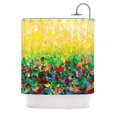 My Paintings by Ebi Emporium Shower Curtain