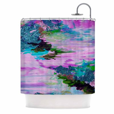 On Cloud Nine 4 by Ebi Emporium Shower Curtain