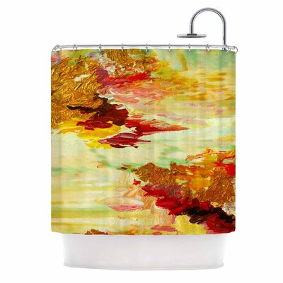 On Cloud Nine 5 by Ebi Emporium Shower Curtain