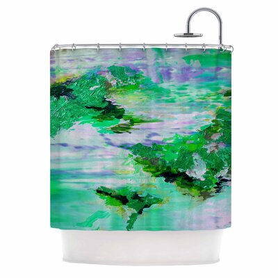 On Cloud Nine 6 by Ebi Emporium Shower Curtain