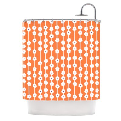 You Cute by Heidi Jennings Shower Curtain