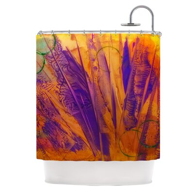 Together by Malia Shields Shower Curtain