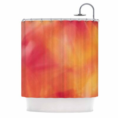 Unconditional Love by Malia Shields Shower Curtain