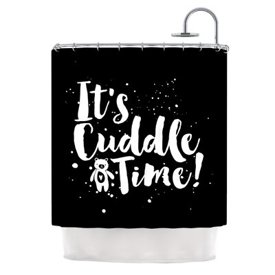 Cuddle Time by Nick Atkinson Shower Curtain