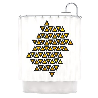 Inca Tribe by Pom Graphic Design Shower Curtain