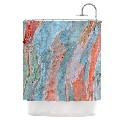 Beach Dreams by Susan Sanders Shower Curtain