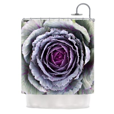 Flower Love by Susan Sanders Shower Curtain