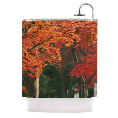Autumn Sonata by Catherine McDonald Shower Curtain