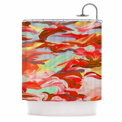 Still Up in the Air 4 by Ebi Emporium Shower Curtain