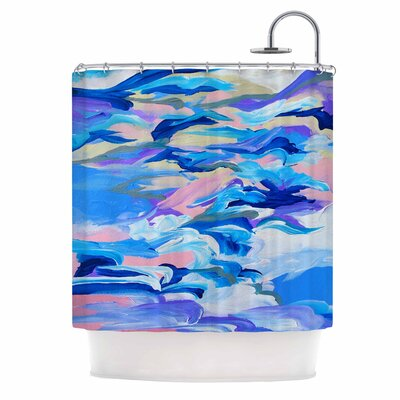 Still Up The Air by Ebi Emporium Shower Curtain