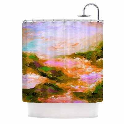 Taken By The Undertow 2 by Ebi Emporium Shower Curtain