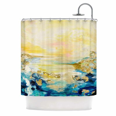The Reverie by Ebi Emporium Shower Curtain