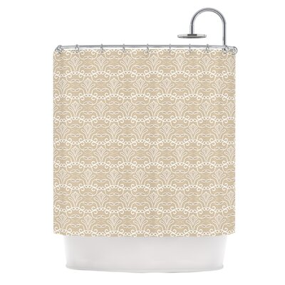 Soft Deco by Julia Grifol Shower Curtain