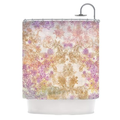 Retro Summer by Marianna Tankelevich Shower Curtain