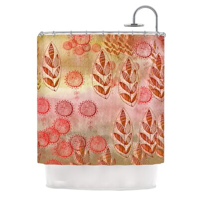 Summer Music by Marianna Tankelevich Shower Curtain