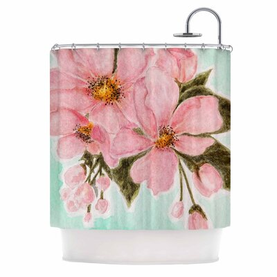 Fumiko by Christen Treat Shower Curtain