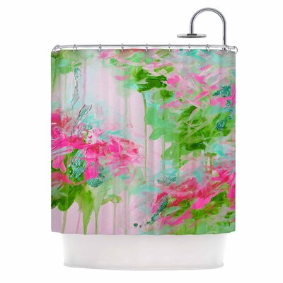 Whispered Song 2 by Ebi Emporium Shower Curtain
