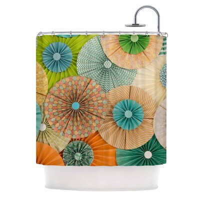 Summer Party by Heidi Jennings Shower Curtain