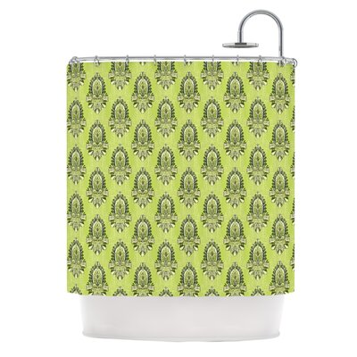 Deco Flourish by Holly Helgeson Shower Curtain