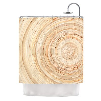 Ring of Life by Susan Sanders Shower Curtain