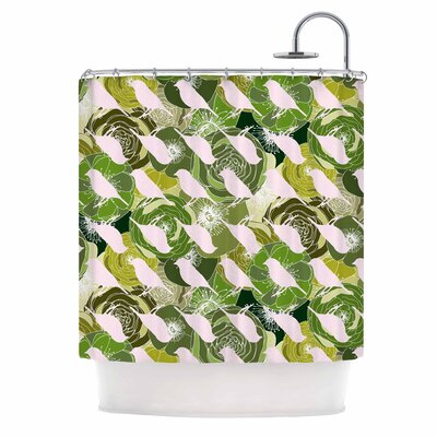 Aisha by Anchobee Shower Curtain