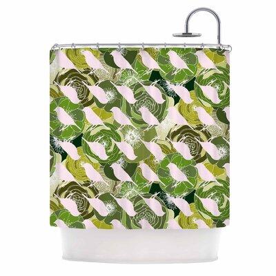 Aisha by Anchobee Shower Curtain