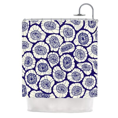 Bahar by Anchobee Shower Curtain