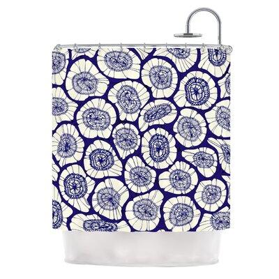 Bahar by Anchobee Shower Curtain