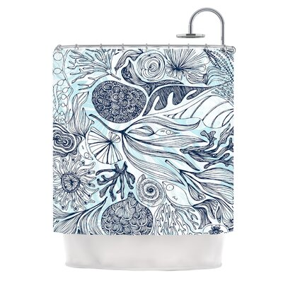 Marina by Anchobee Shower Curtain