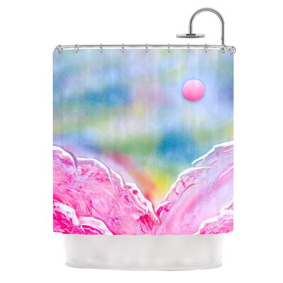 Hideaway by Infinite Spray Art Shower Curtain