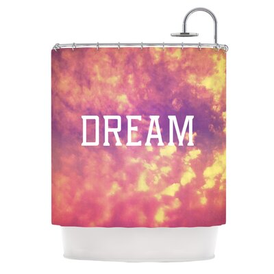 Dream by Rachel Burbee Shower Curtain