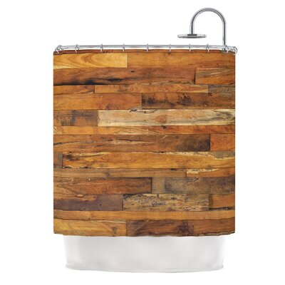 Woodstock by Susan Sanders Shower Curtain