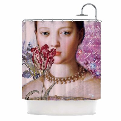 Eternity by Suzanne Carter Shower Curtain