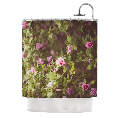 Lush by Ann Barnes Shower Curtain