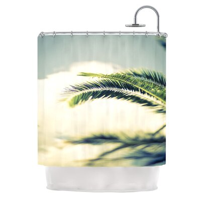 Summer Breeze by Ann Barnes Nature Photography Shower Curtain